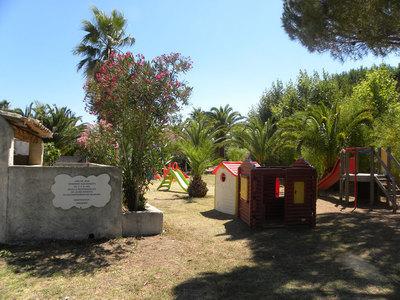 4 star frejus camping