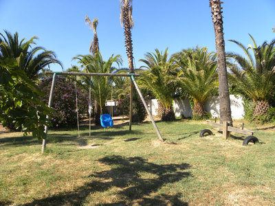 camping frejus swimming pool