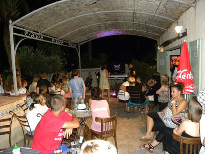 camping pitch frejus